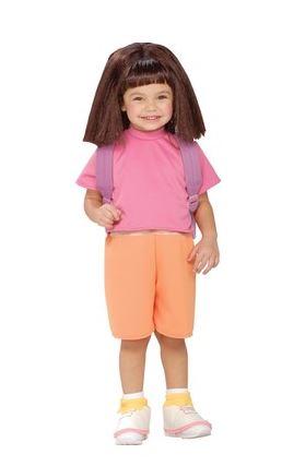 disfraz dora exploradora niña