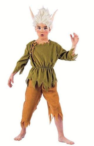 disfraz elfo lilvast niño