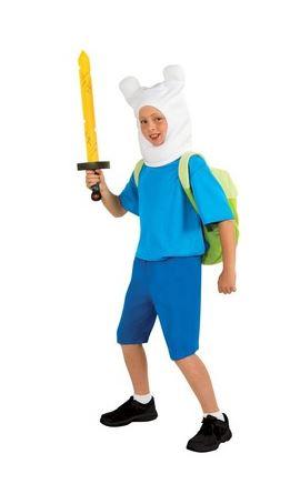 disfraz finn hora de aventuras niño