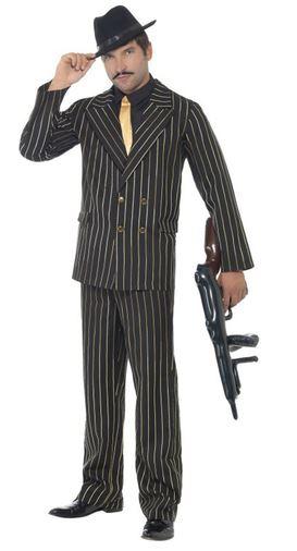 disfraz gangster raya diplomatica