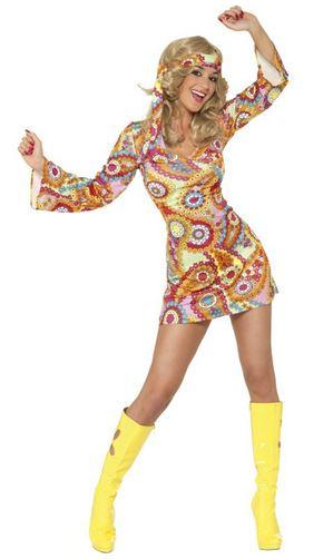 disfraz hippie happyr