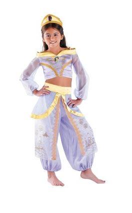 disfraz jasmine niña