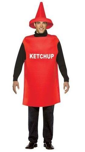 disfraz ketpchup