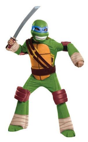 disfraz leonardo tortugas ninja niño