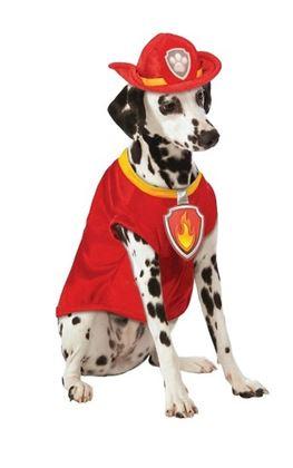 disfraz marshall patrulla canina perro