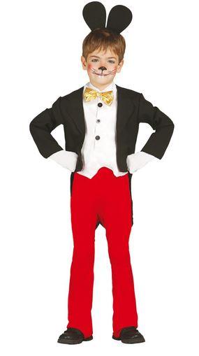 disfraz mickey niño