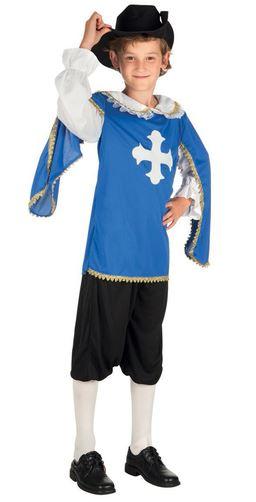 disfraz mosquetero niño