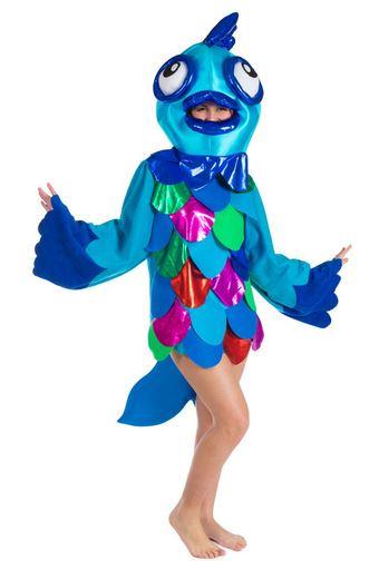 disfraz pez besugo