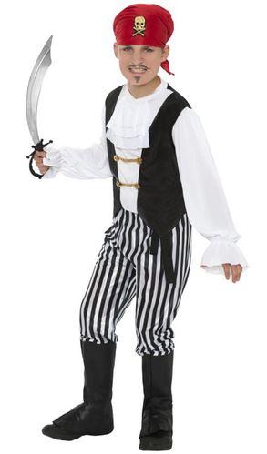 disfraz pirata granuja niño