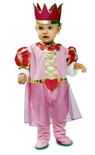 disfraz princesa bebe