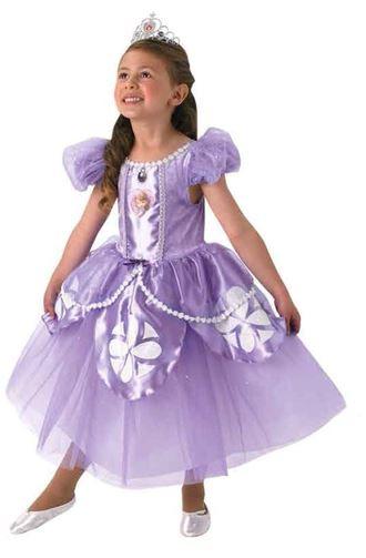 disfraz princesa sofia niña