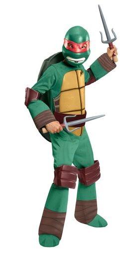 disfraz rafael tortugas ninja