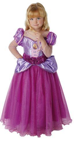 disfraz rapunzel niña