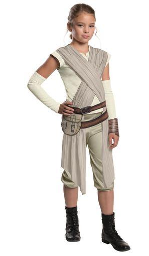 disfraz rey star wars niña