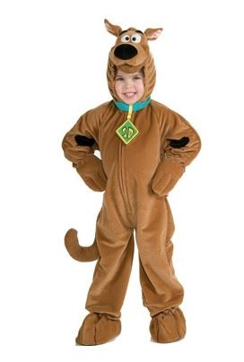 disfraz scooby doo niño
