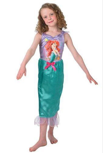 disfraz sirenita niña