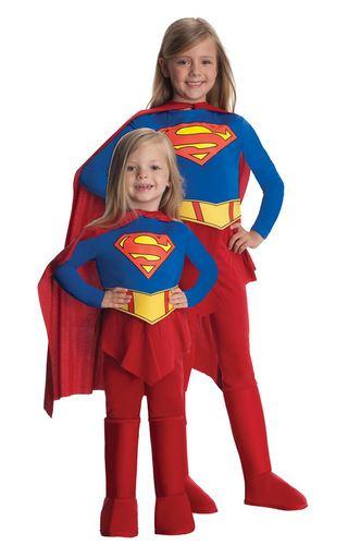 disfraz supergirl nia
