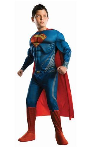 travestimento superman child