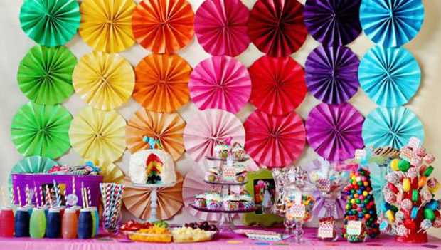 Fiestas Tematicas De Colores Las Fiestas Mas Originales Del Momento