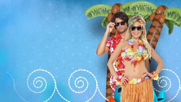Die witzigsten Kostüme für die besten Pool Mottopartys diesen Sommer