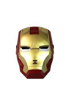 mascara ironman
