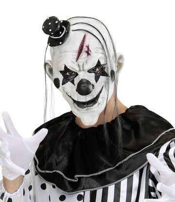 mascara payaso malicioso