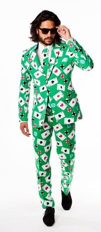 opposuit poker face