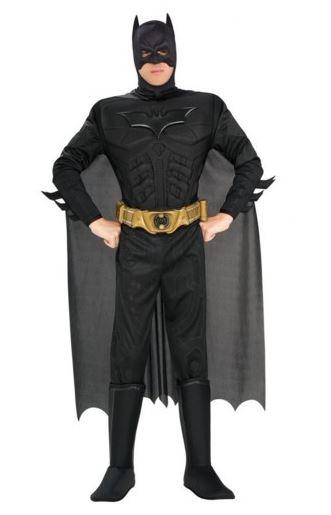 traje batman musculosos