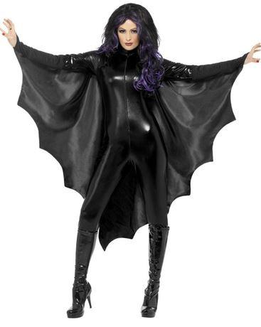alas vampiro murciélag halloweeno