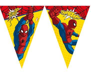banderines-spiderman
