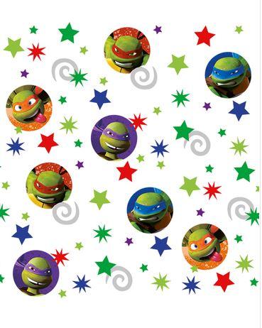 confeti-tortugas-ninja