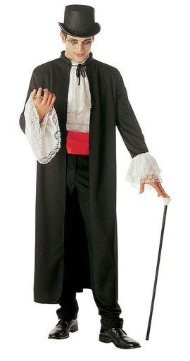 disfraz conde dracula halloween