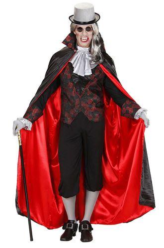 disfraz halloween conde vampiro malvado
