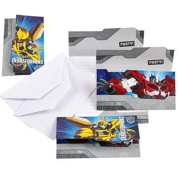 invitaciones-transformers