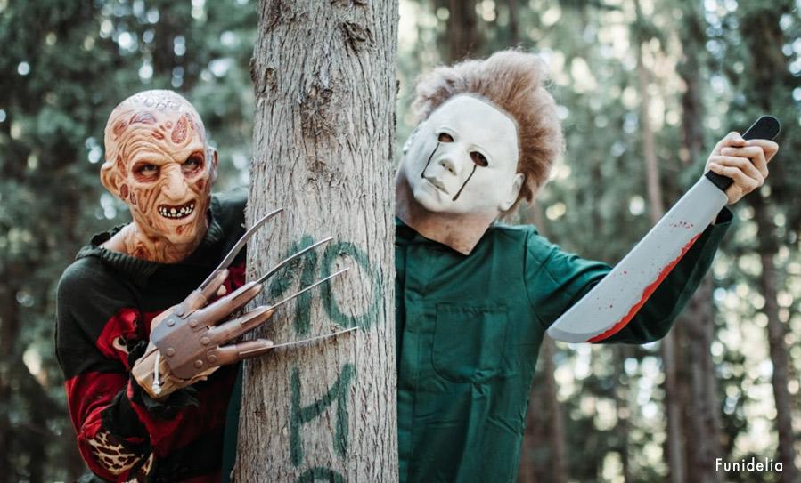 Disfraces De Halloween Para Adultos Las Ideas Mas Terrorificas - Imagenes-terrorificas-de-halloween