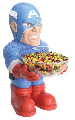 porta-caramelos-capitan-america