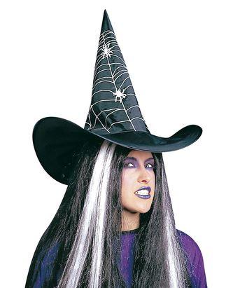 sombrero halloween de bruja