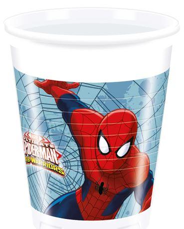vasos-spiderman
