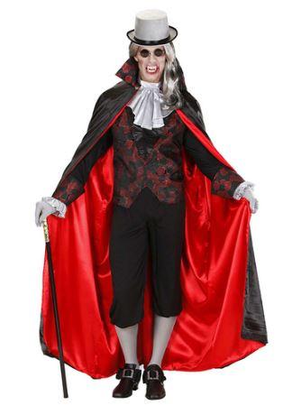 disfraz halloween conde vampiro