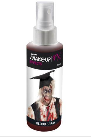 spray de sangre halloween