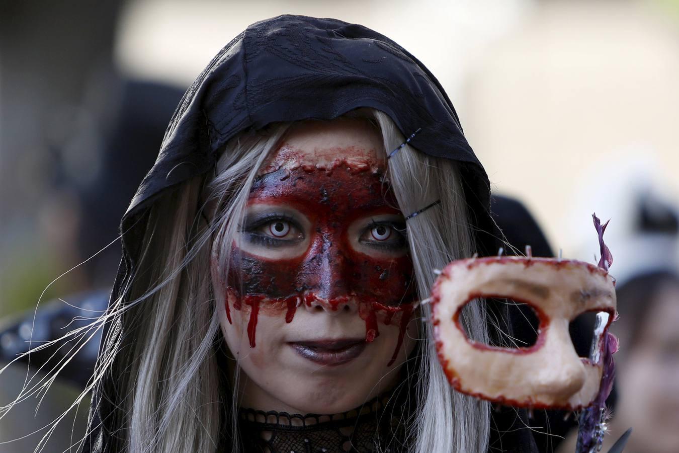 Schnelles Halloween Kostüm
