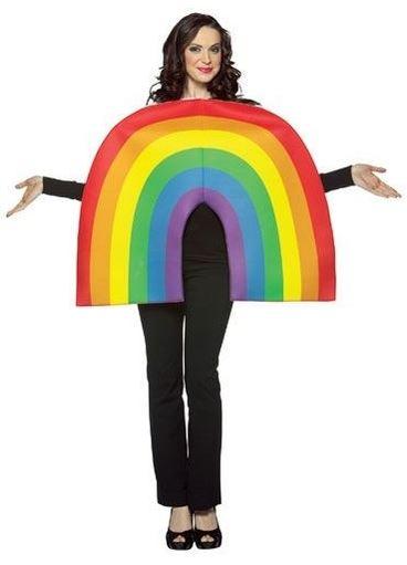 disfraz arcoiris
