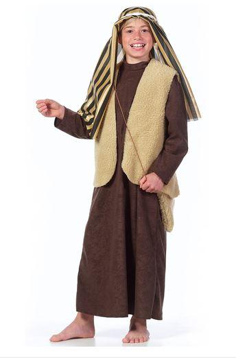 disfraz pastor hebreo