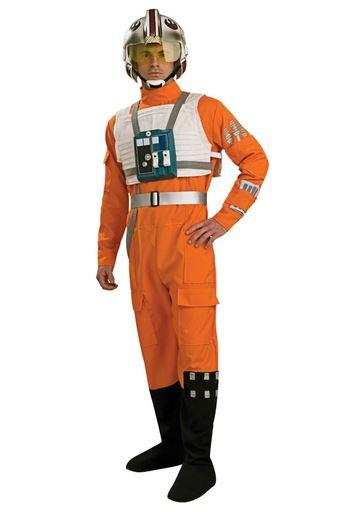 disfraz piloto xwing