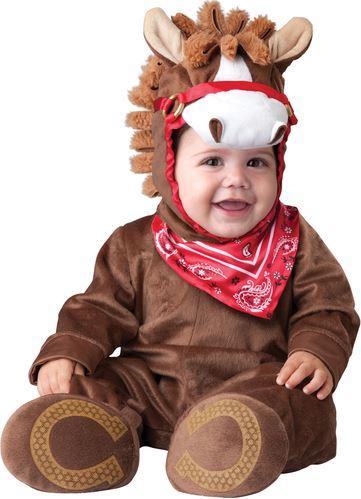 disfraz pony bebe