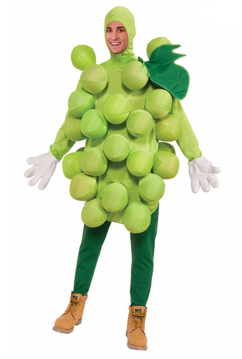 disfraz uvas