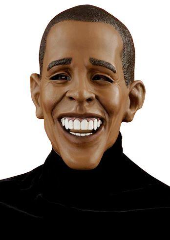 mascara barack obama