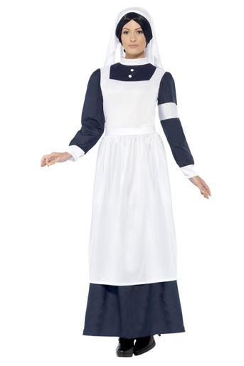 disfraz enfermera guerra mundial