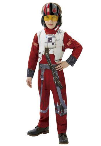 disfraz piloto xwing nino