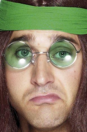 gafas hippie 60